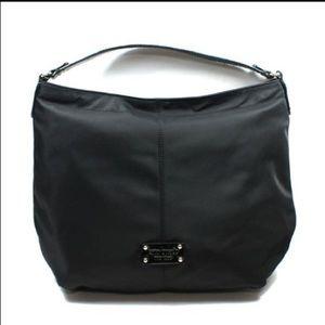 Kate Spade Denise Black Nylon Hobo Shoulder Bag